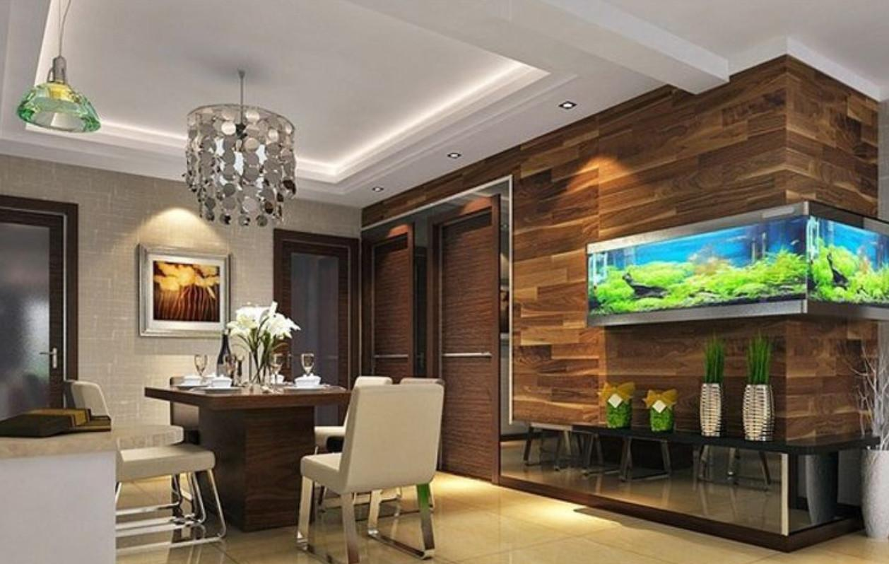 Casual Dining Room Modern