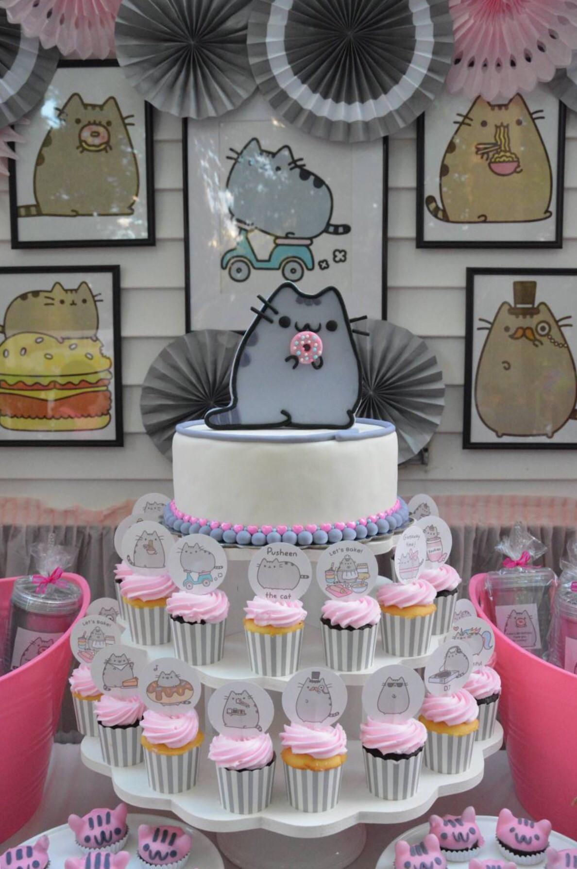 Cat Birthday Party Decorations Amazing Home Design