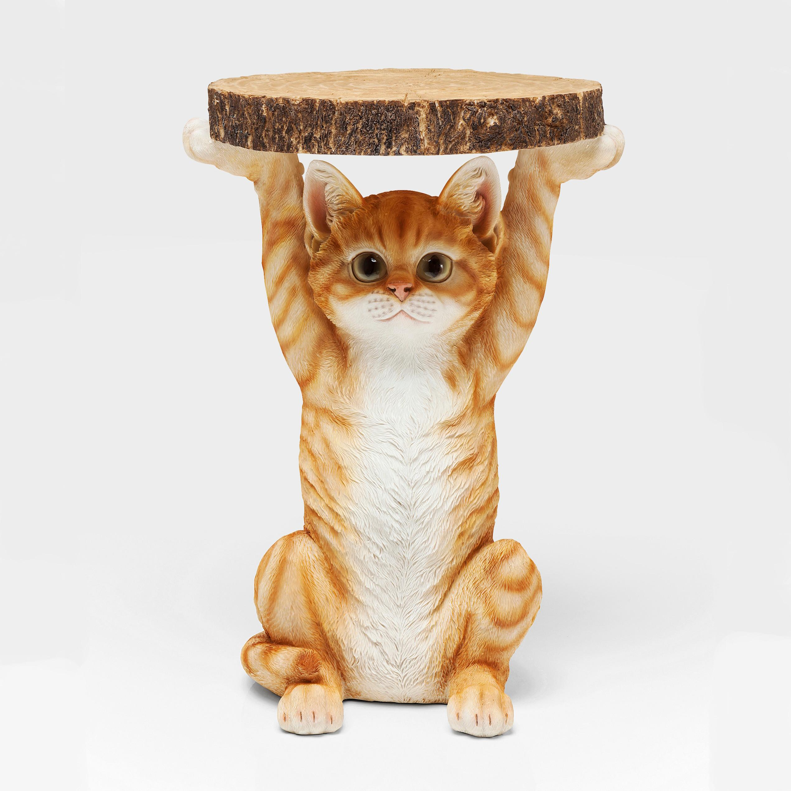 Cat Side Table Tables Coffee