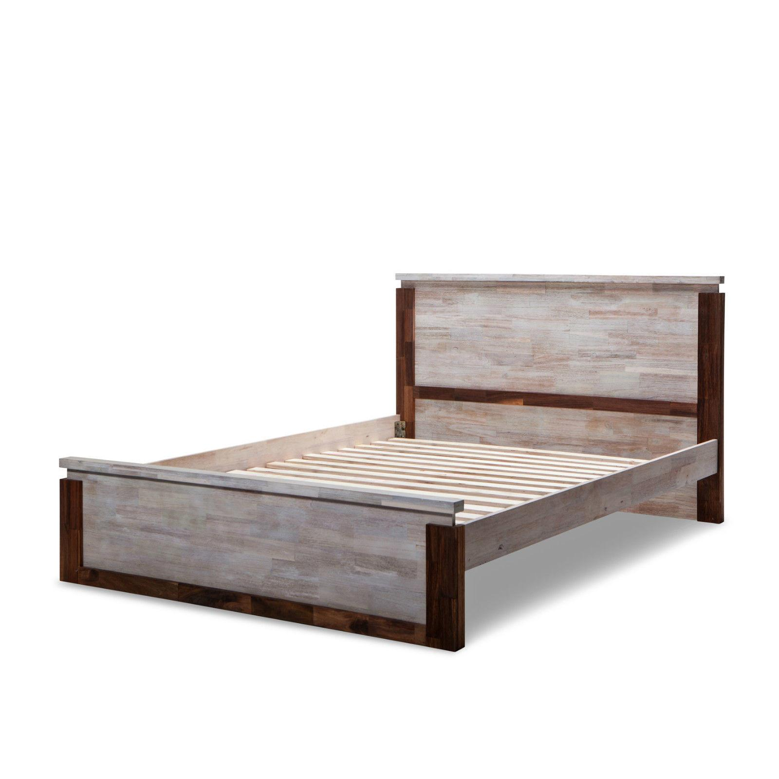Catalina Brand New Solid Rubber Wood Rustic Contemporary