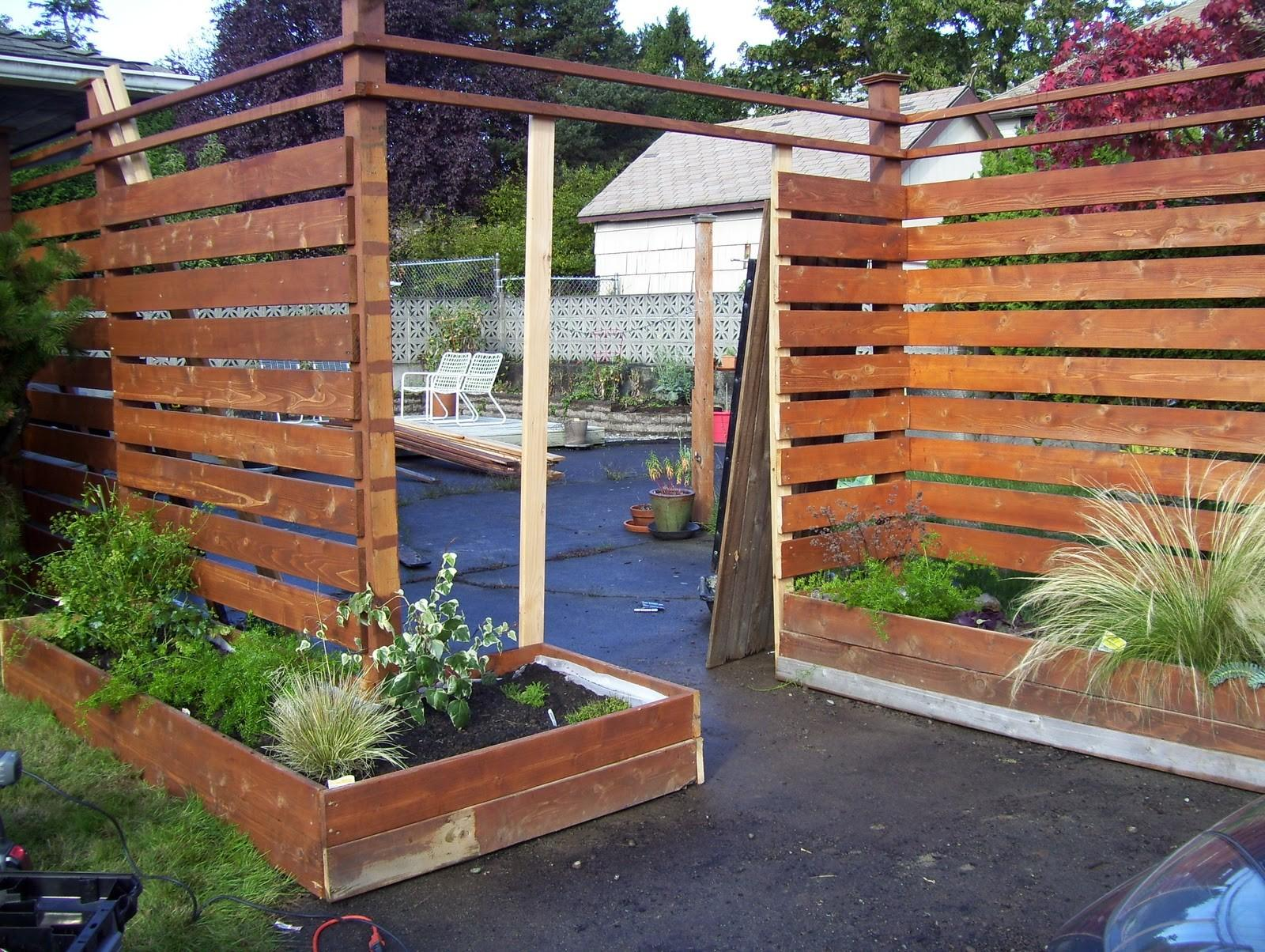 Categorically Modern Redo Another Take Our Fence