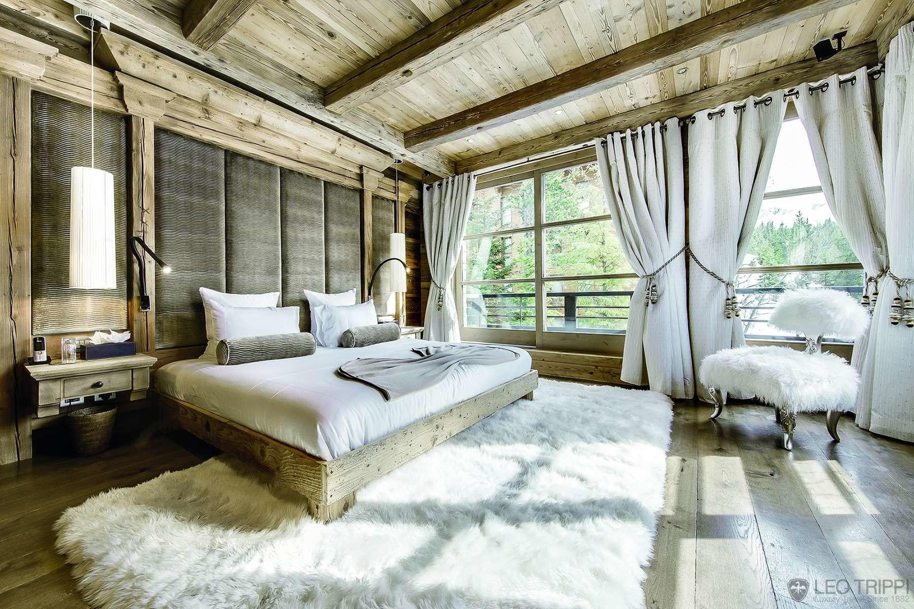 Catered Ski Chalet Courchevel 1850 Black Pearl
