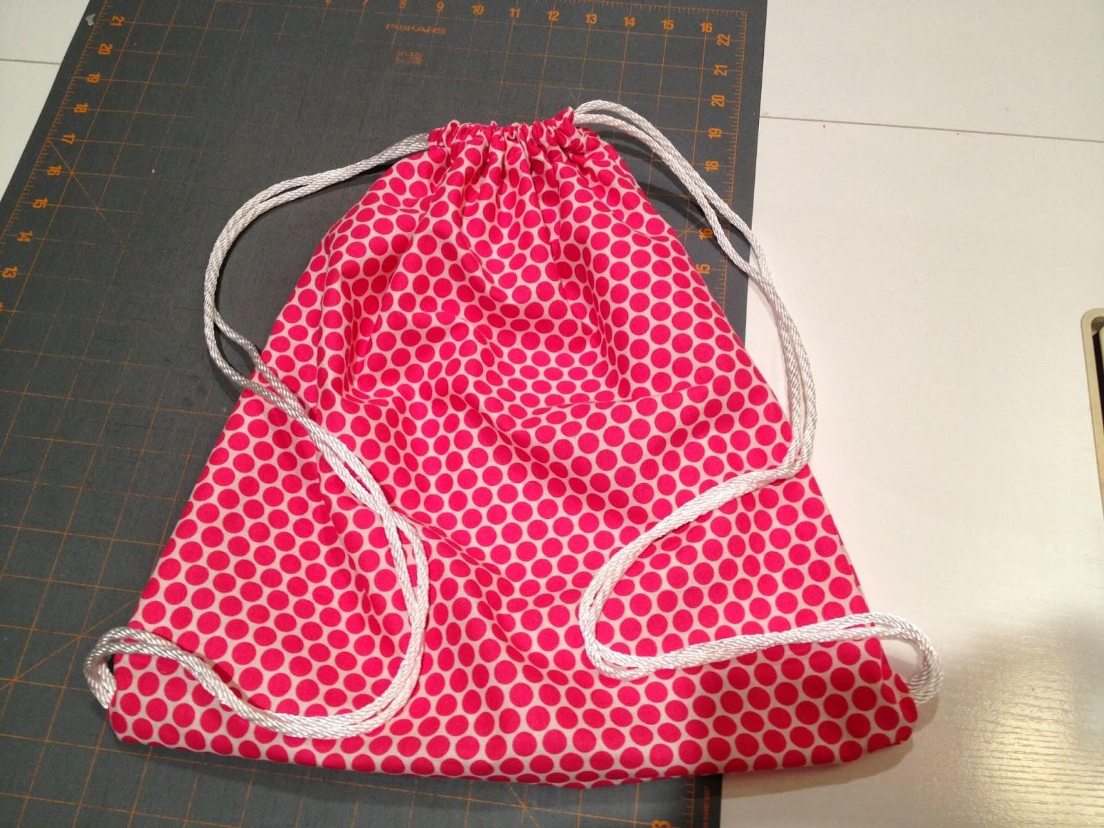 Cats Homestead Drawstring Backpack Super Easy