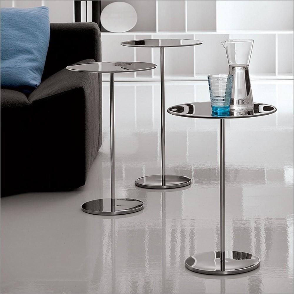 Cattelan Italia Gliss Set Round Side Tables