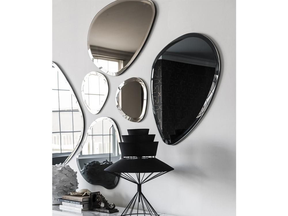 Cattelan Italia Hawaii Wall Mirror Brogliato Traverso