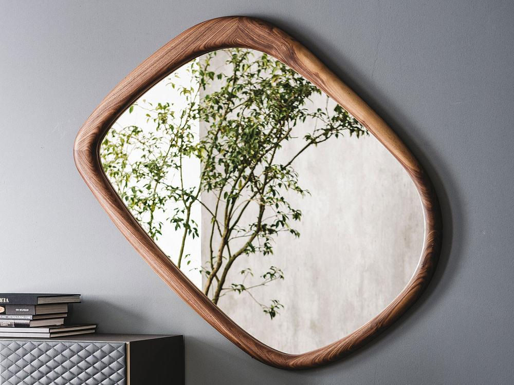 Cattelan Italia Janeiro Wall Mirror Andrea Lucatello