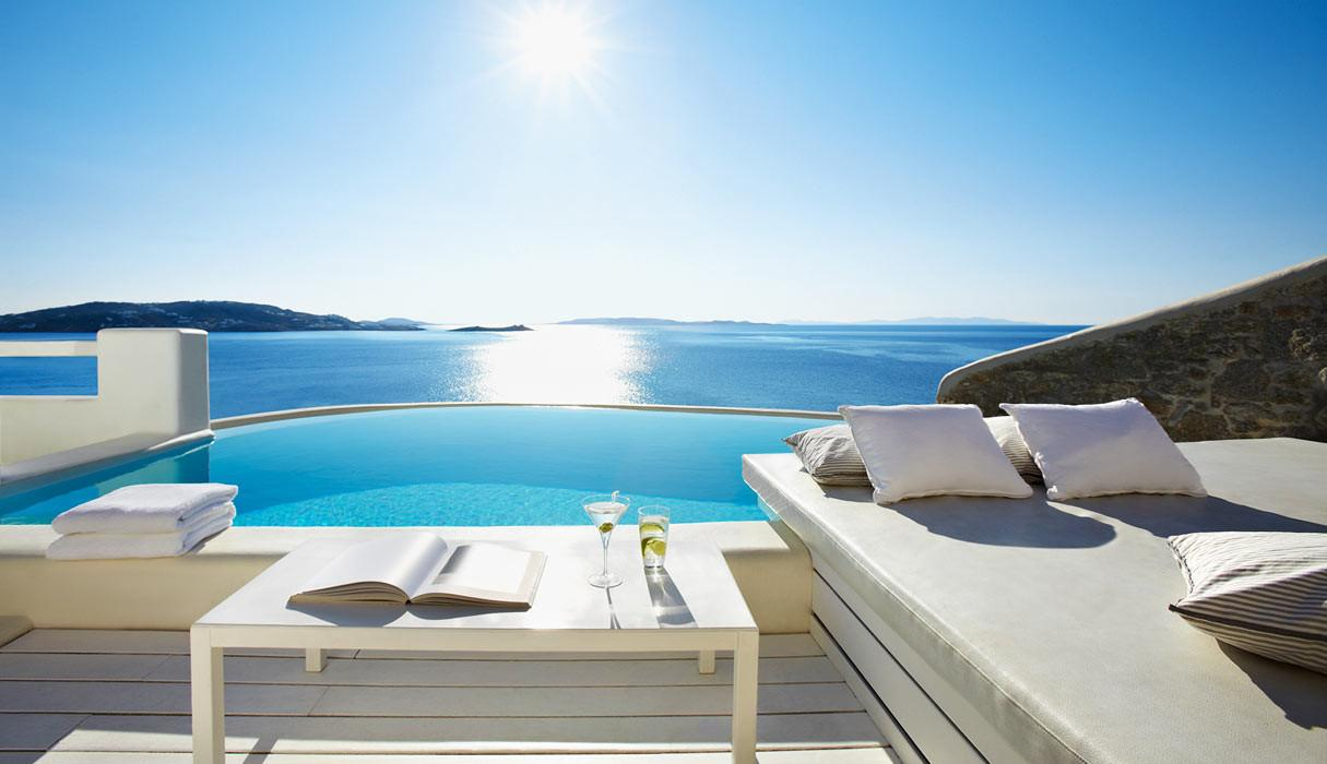 Cavo Tagoo Mykonos Best Hotels Greece