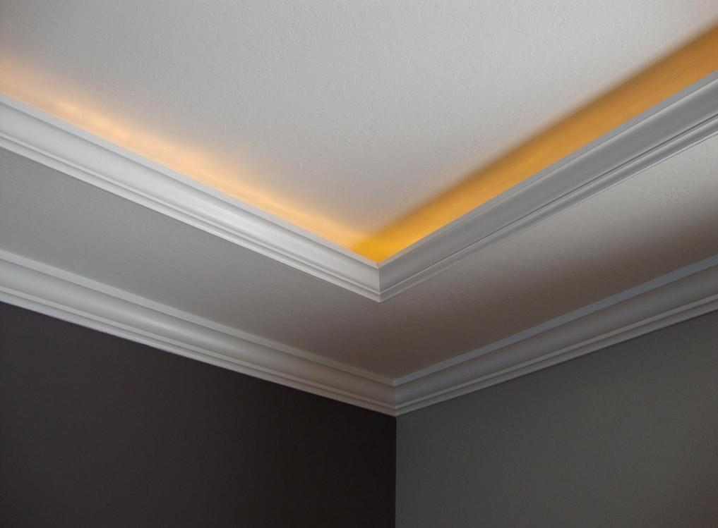Ceiling Corner Crown Molding Ideas Amazing