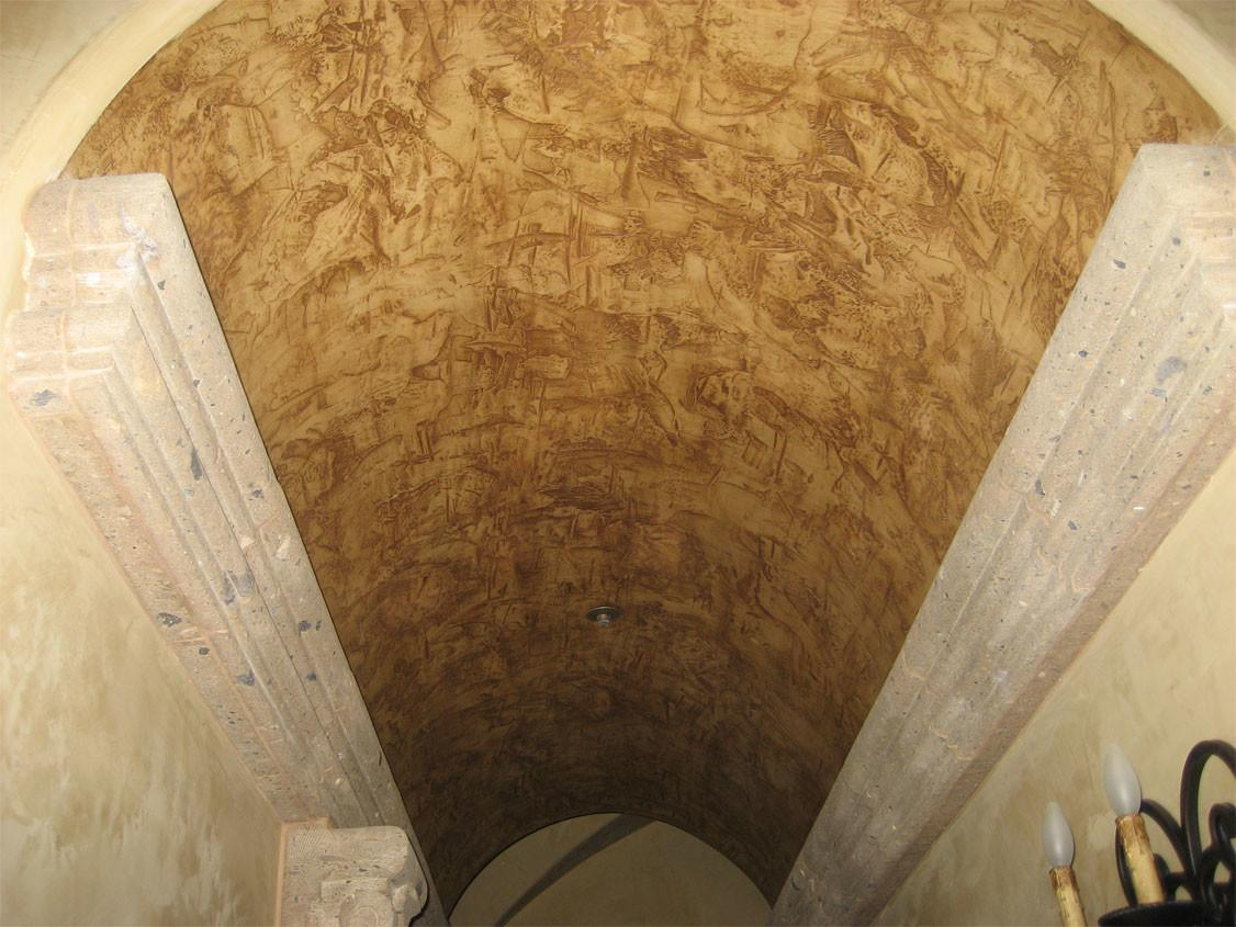 Ceiling Design Beautiful Palazzo Sand Venetian Plaster