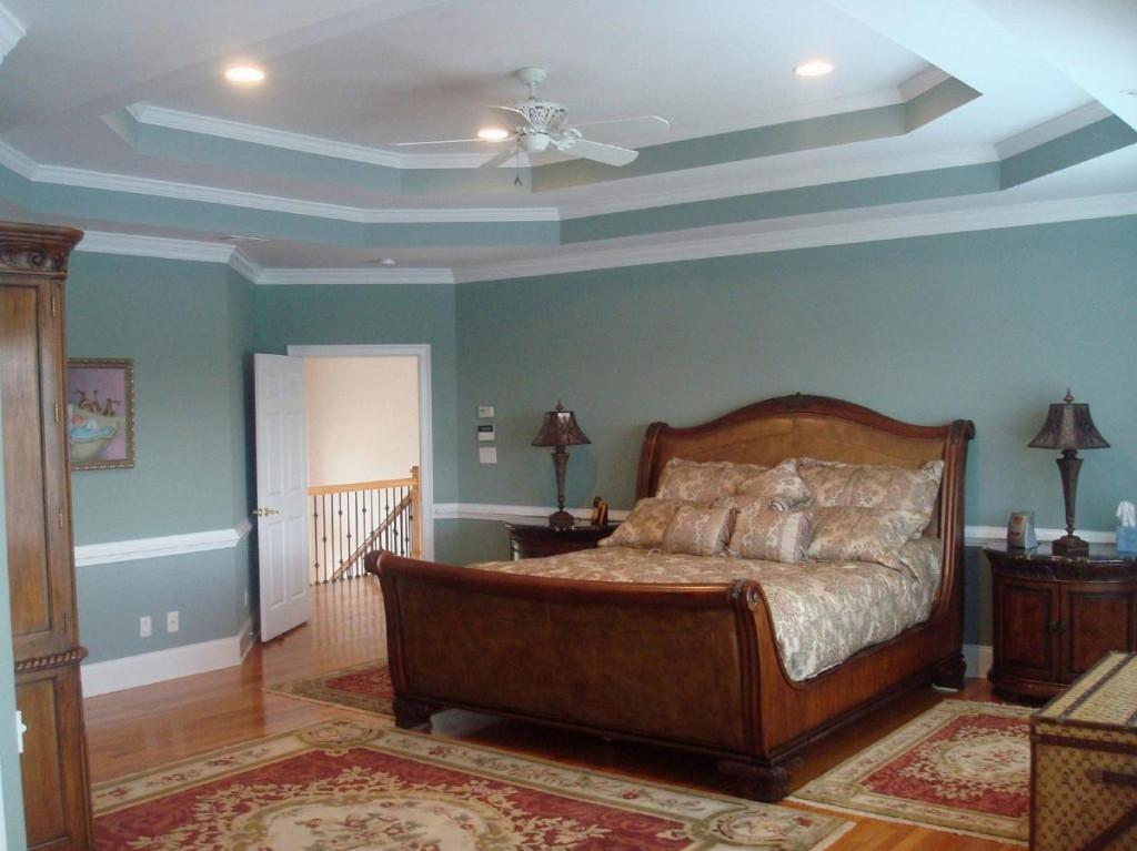 Ceiling Paint Ideas Designs Tray