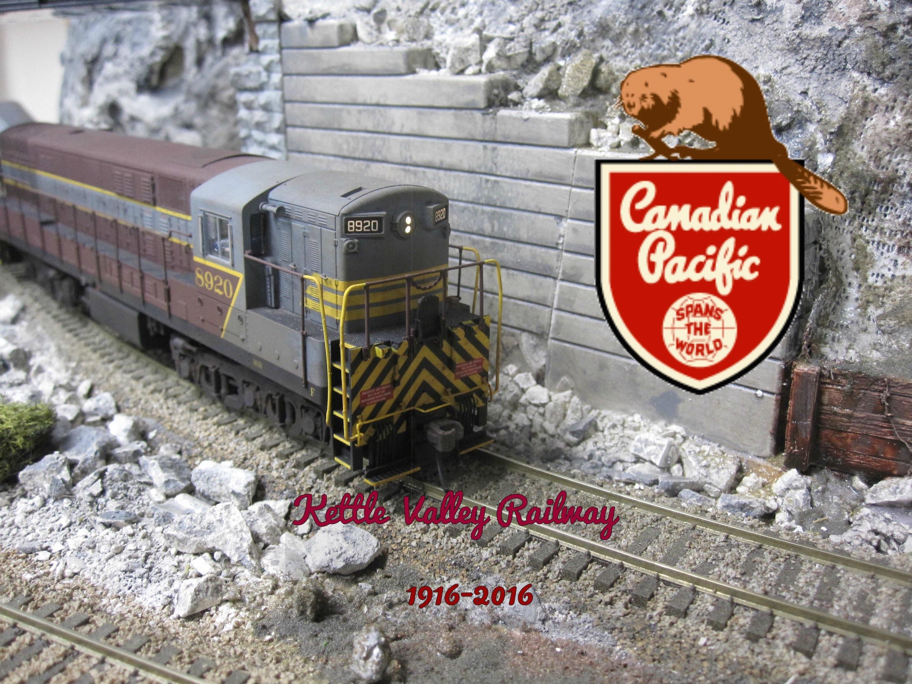 Celebrating 100 Years Kettle Valley Railway