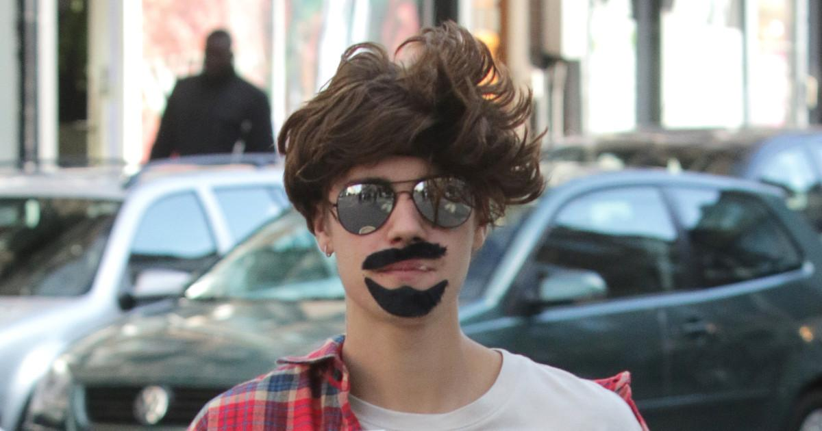 Celebrity Disguises Bad They Good People