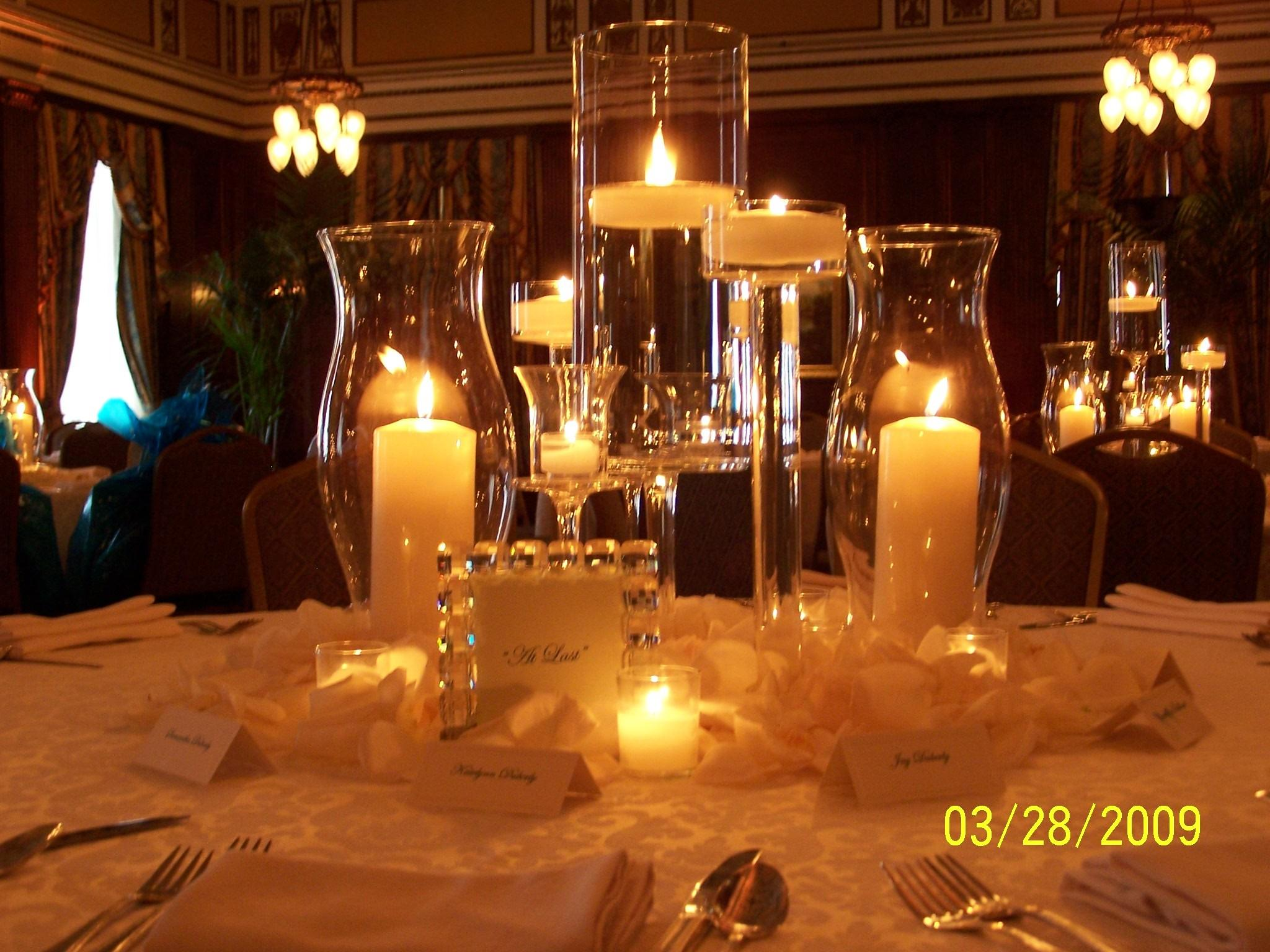 Centerpieces Ideas Wedding Reception Table Decor Best