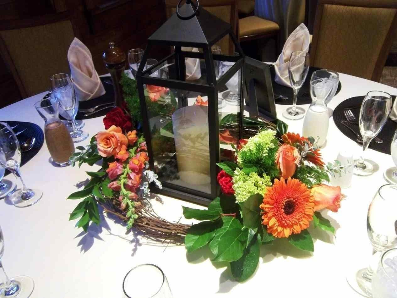 Centerpieces Without Flowers Ideas Easy Make