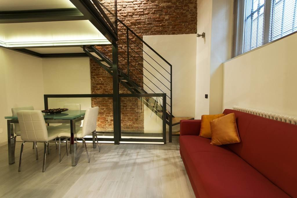 Central Loft Spa Area Flats Rent Milan