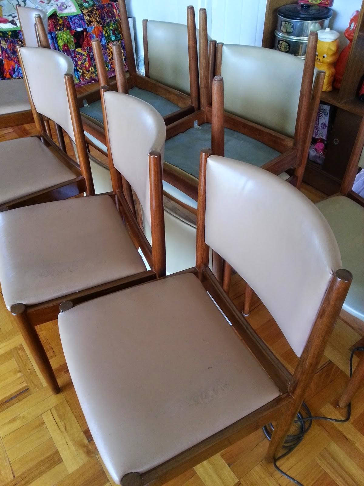 Chairs Appealing Reupholstering Dining Room Design