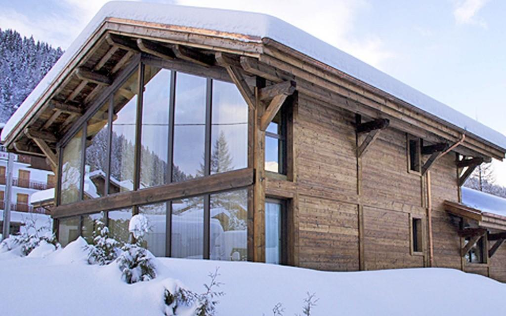 Chalet Glace Superb French Mountain Cottage