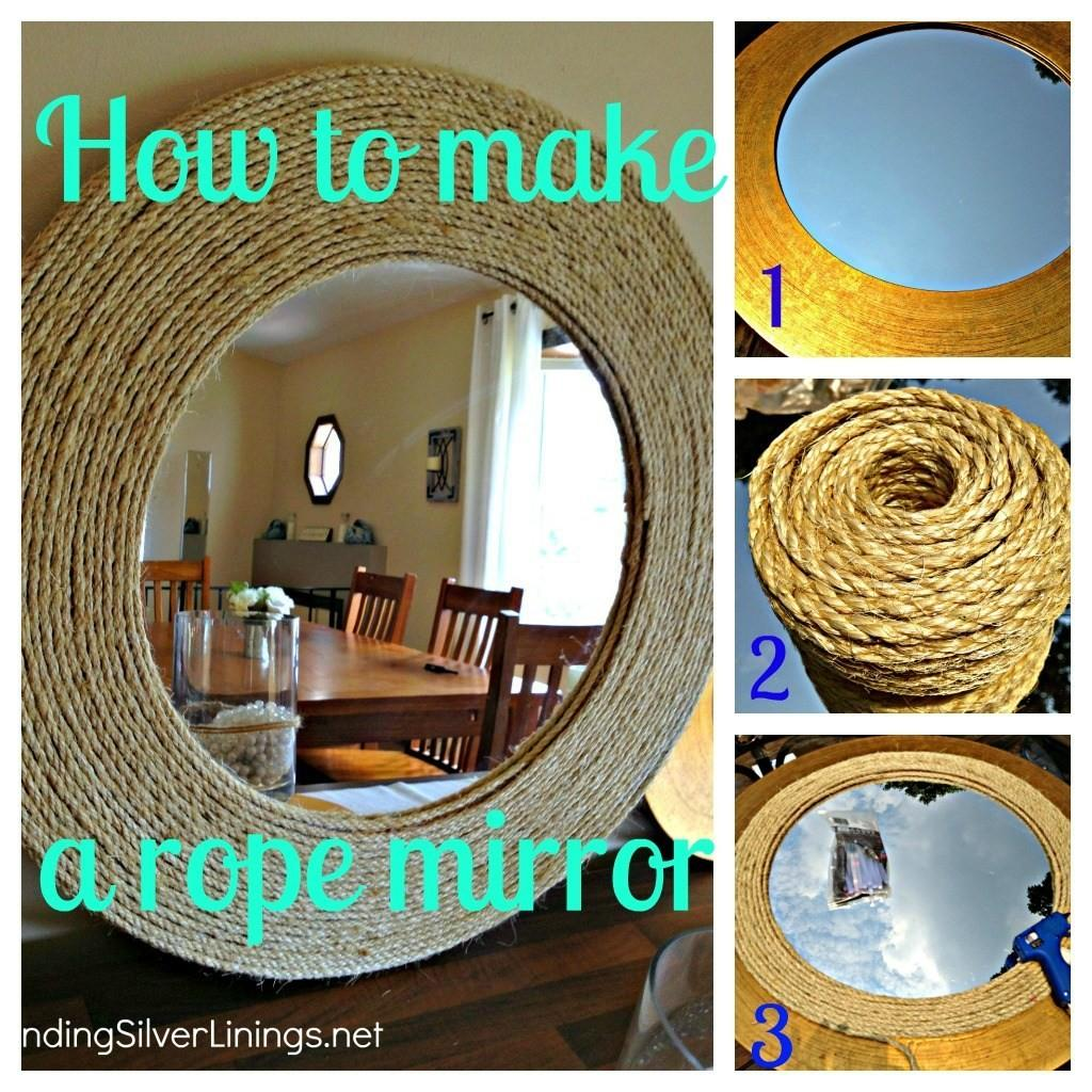 Challenge Rope Mirror Finding Silver
