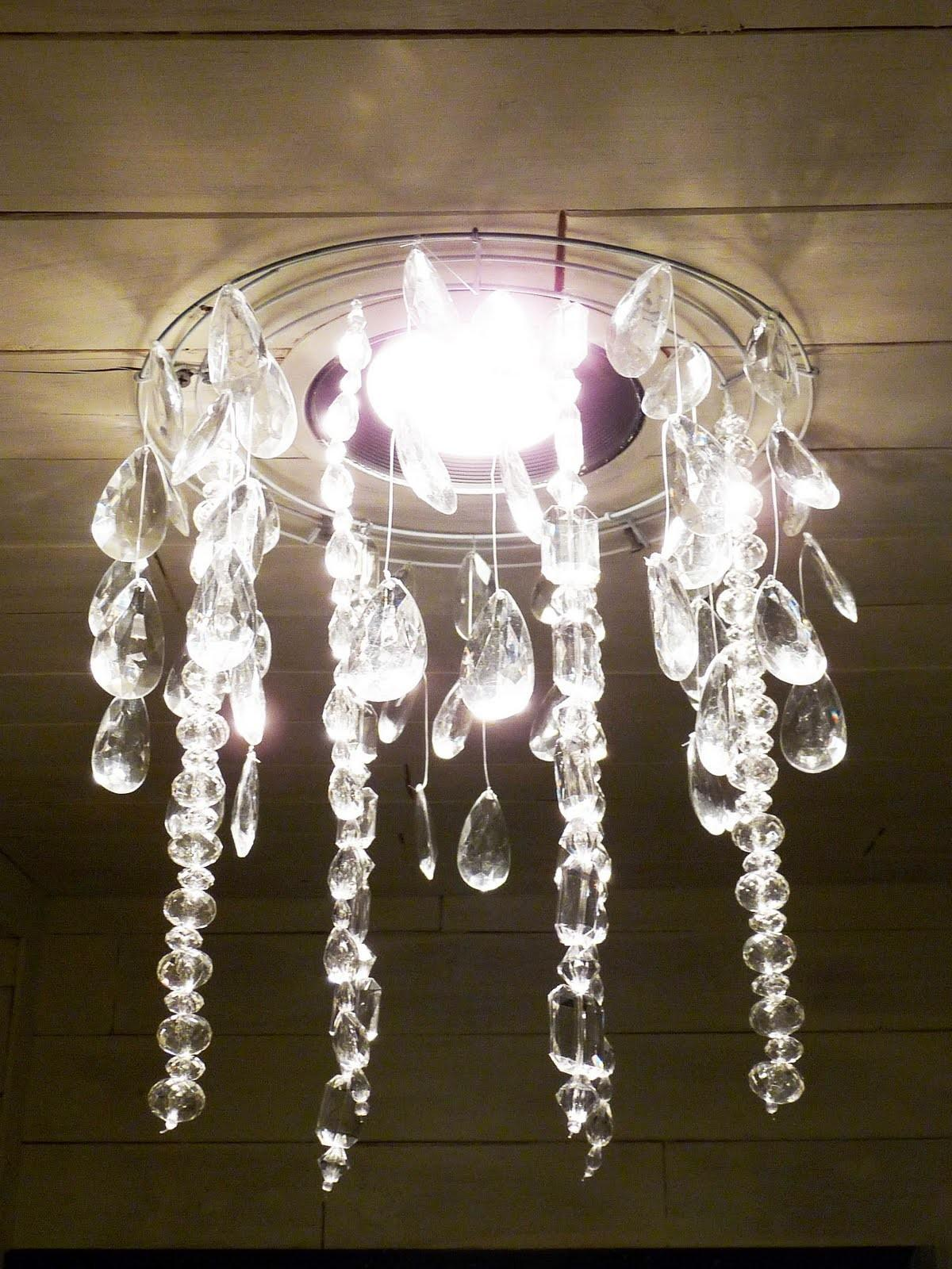 Chandelier Astonishing Faux Crystal Chandeliers Party