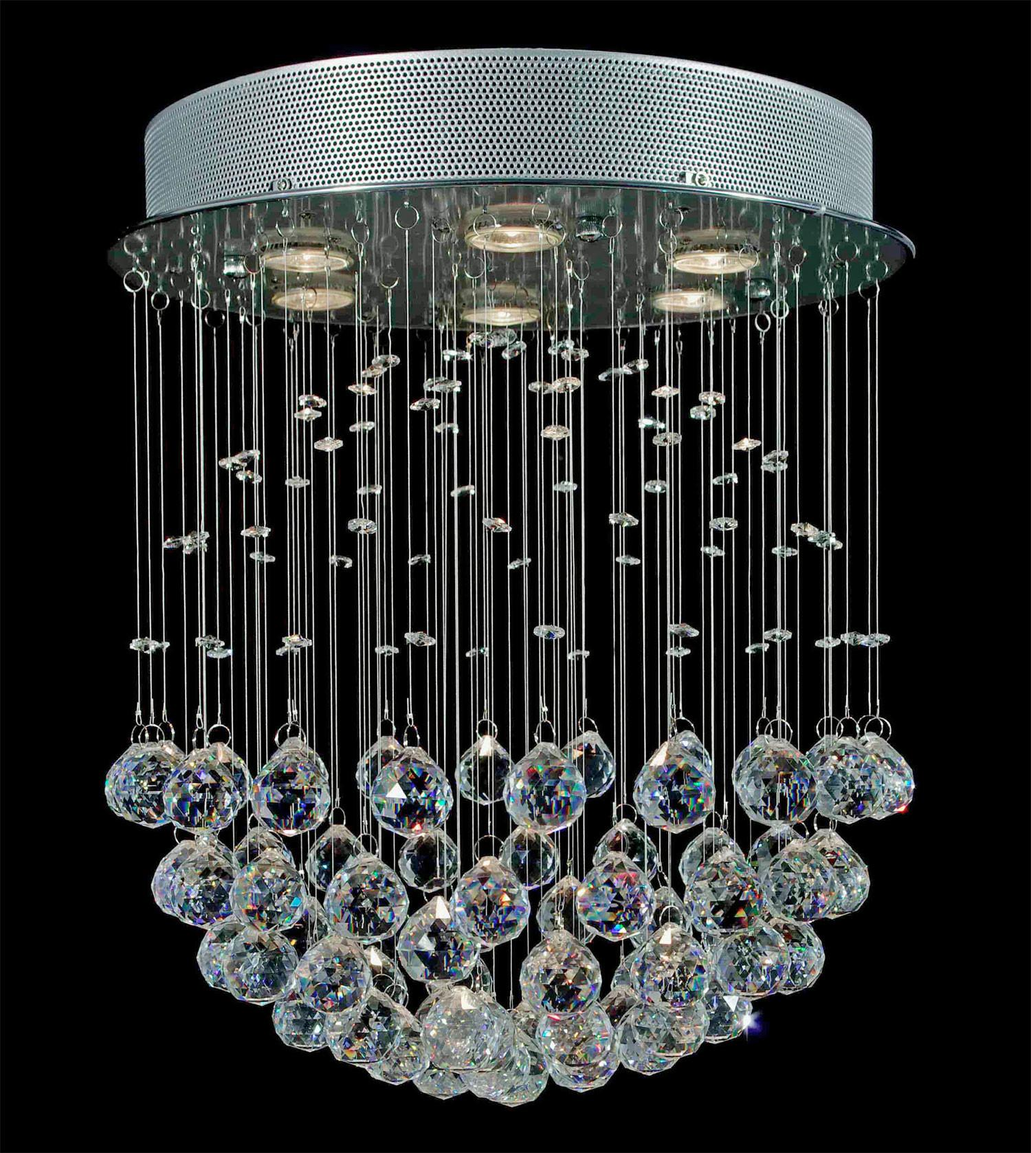 Chandelier Inspiring Contemporary