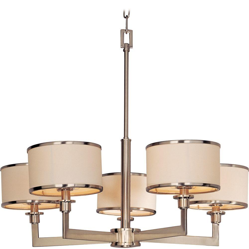 Chandelier Lighting Design Bulb Required Lamp Shade