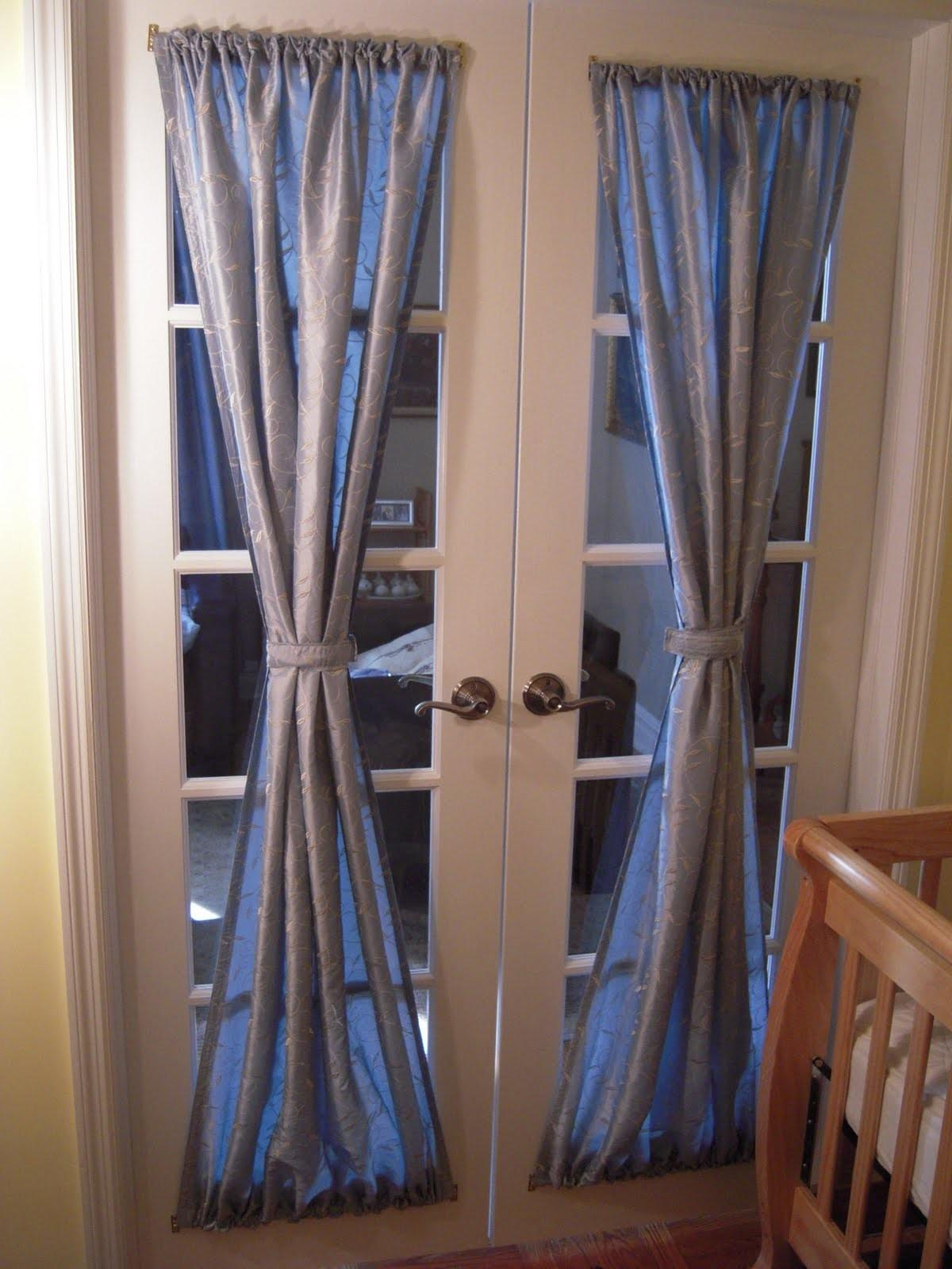 Charing Curtains French Doors Some New Ideas