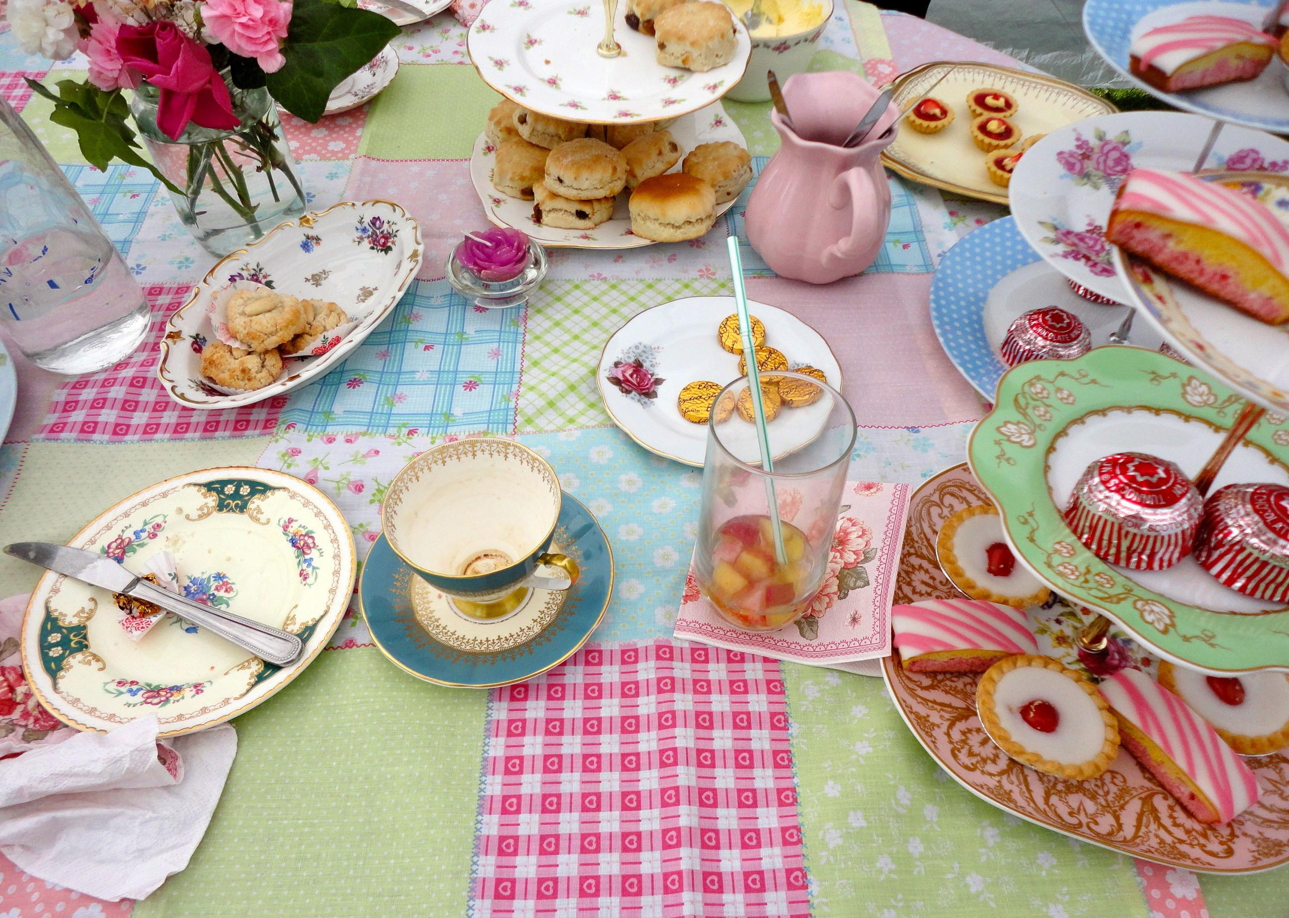Charity Tea Party Sue Ryder Henley Nettlebed