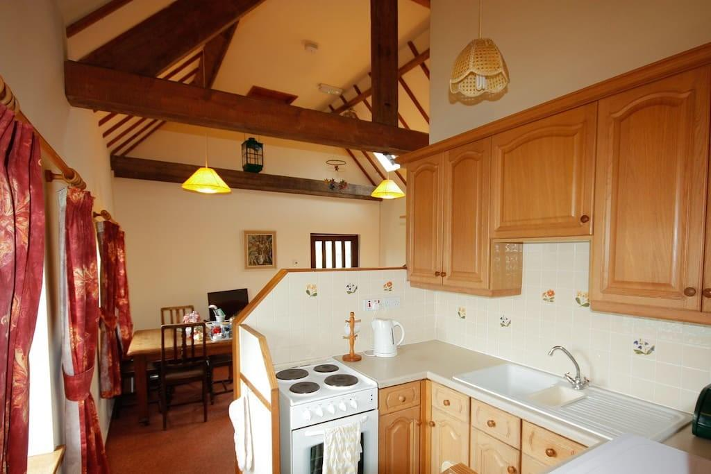 Charming Barn Conversion Houses Rent Sedgefield