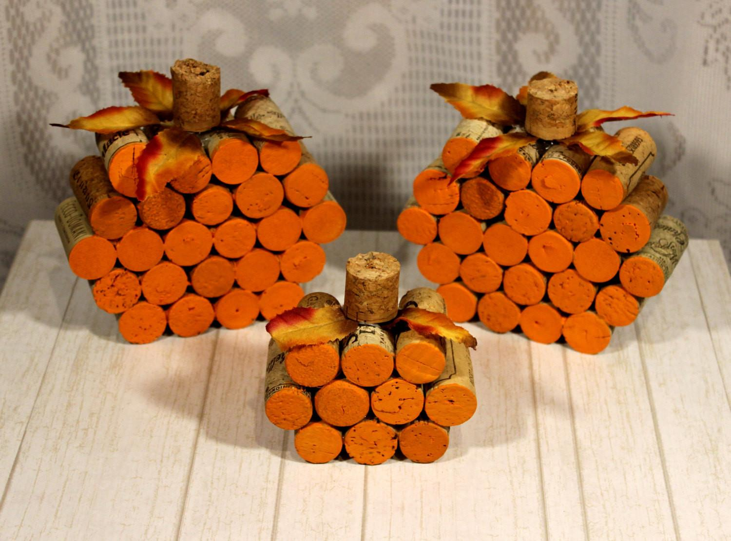 Charming Handmade Thanksgiving Centerpiece Ideas