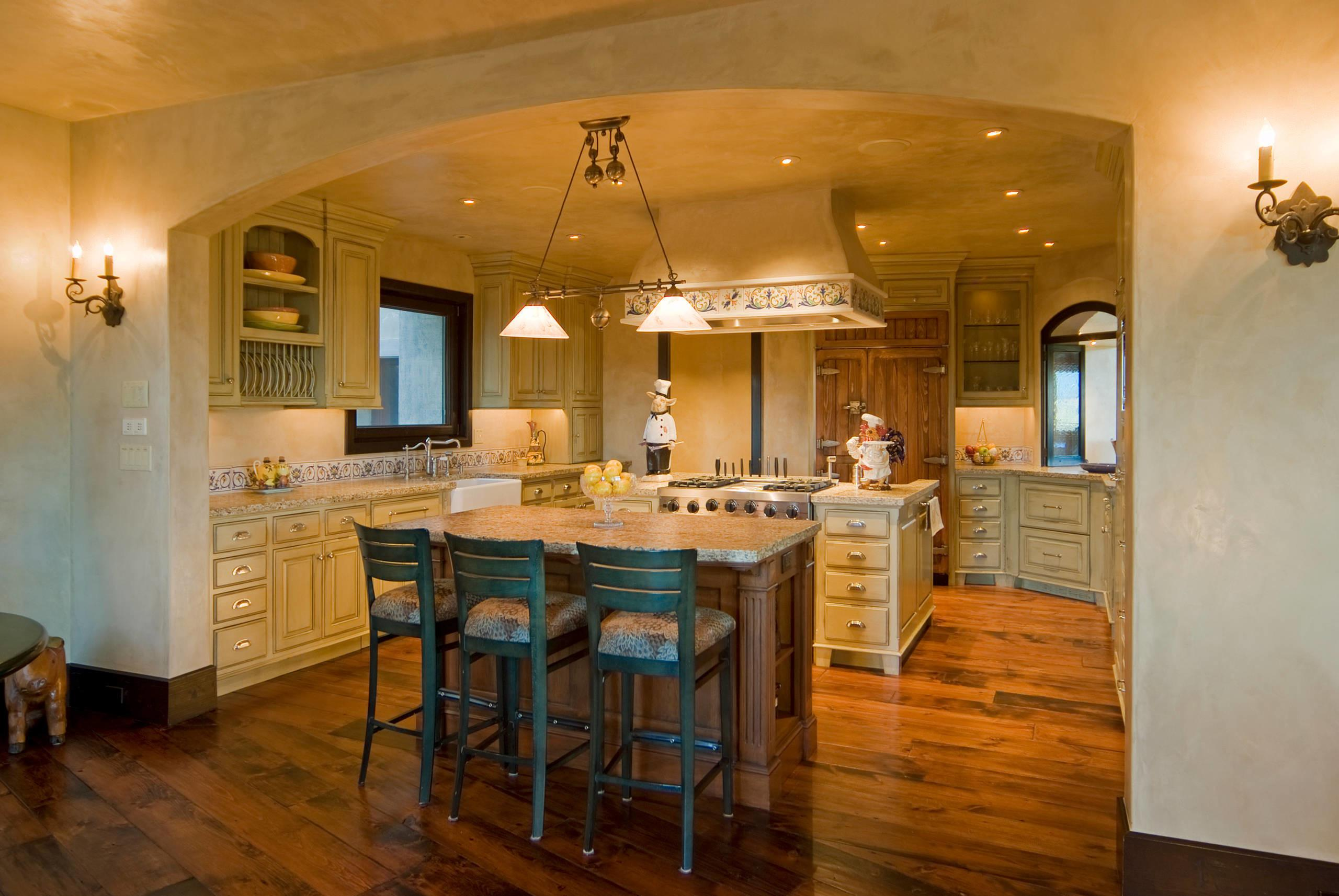 Charming Mediterranean Kitchen Designs