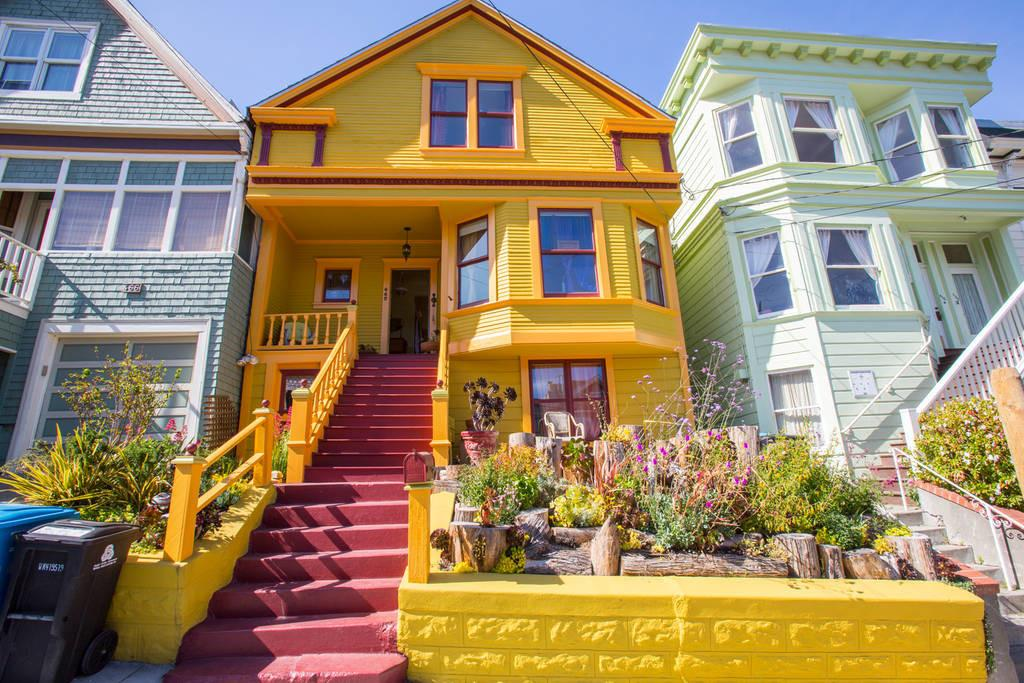 Charming Victorian Noe Valley San Francisco