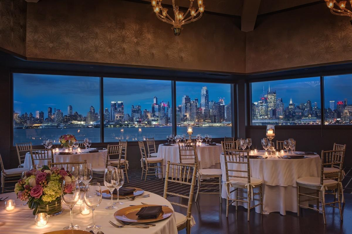 Chart House Restaurant Venue Weehawken Weddingwire