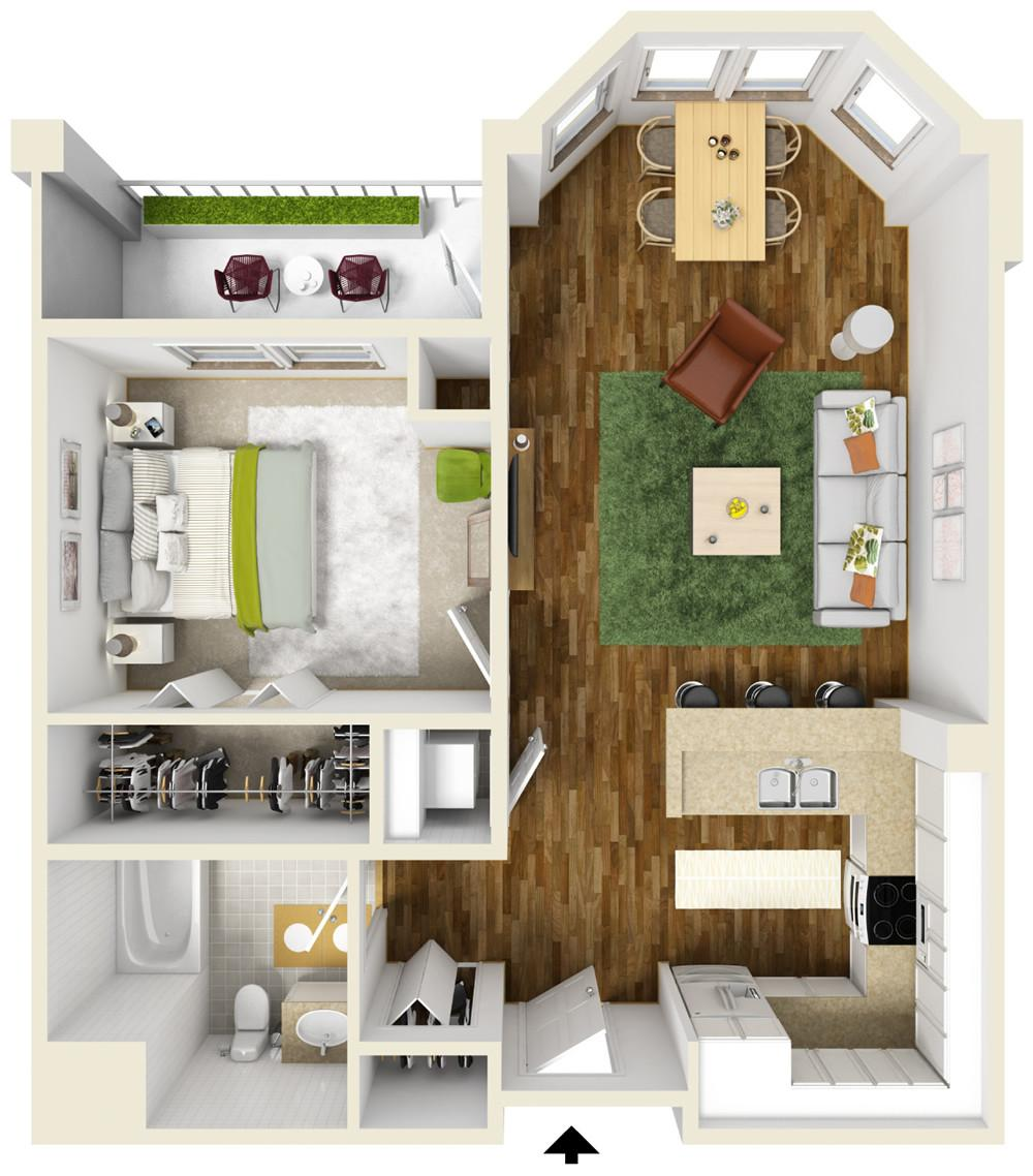 Cheap Bedroom Apartments New Jersey
