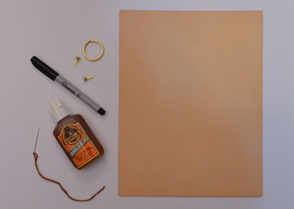 Cheap Crafting Easy Diy Anthropologie Inspired Leather