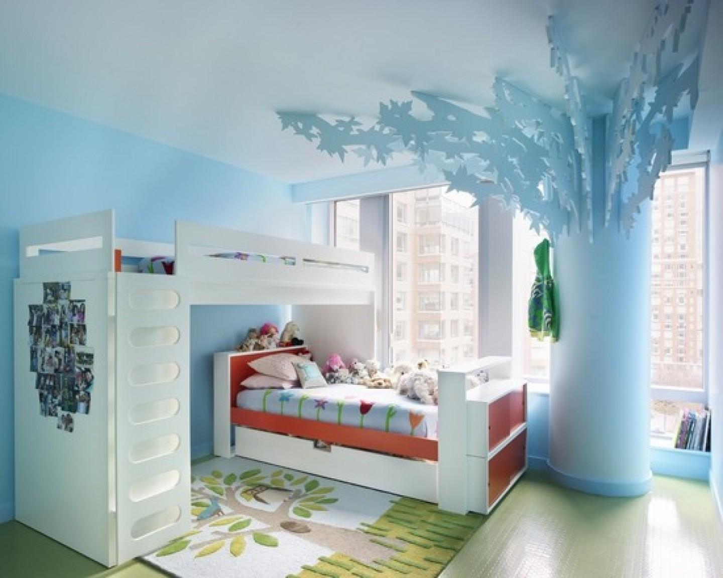 Cheap Decorating Ideas Children Bedrooms