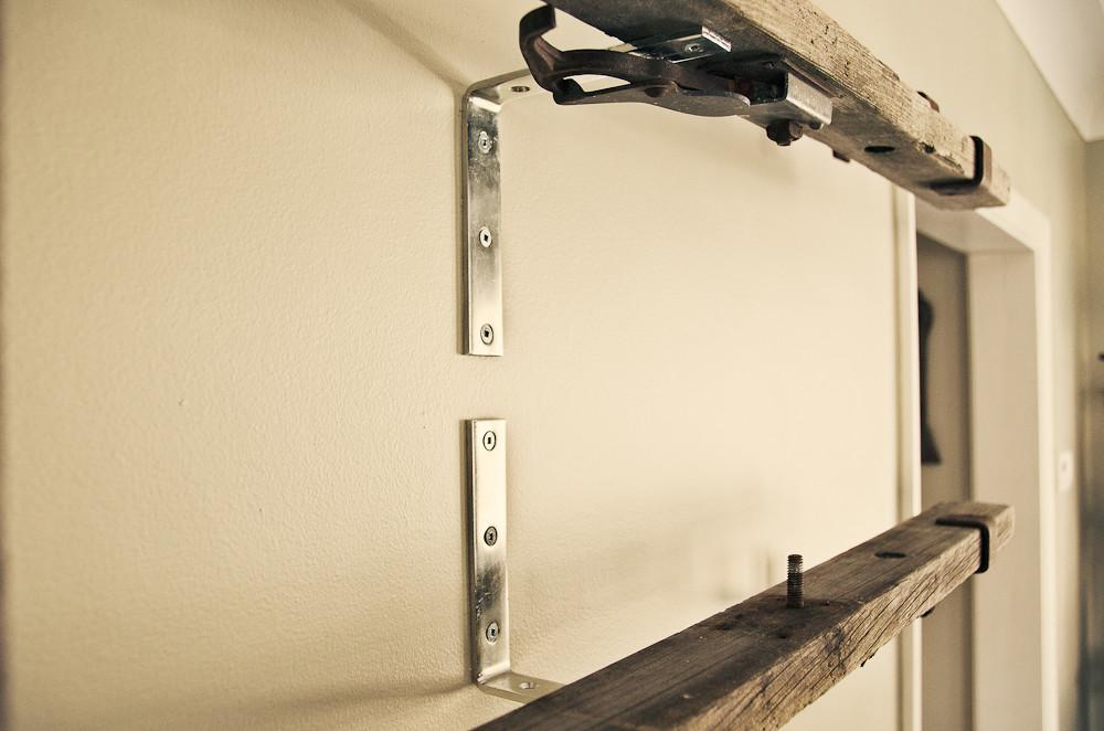 Cheap Diy Antique Ladder Shelf
