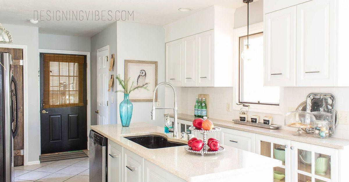 Cheap Diy Kitchen Makeover Hometalk