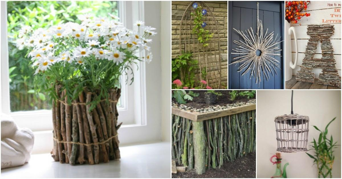 Cheap Easy Diy Home Garden Projects Using