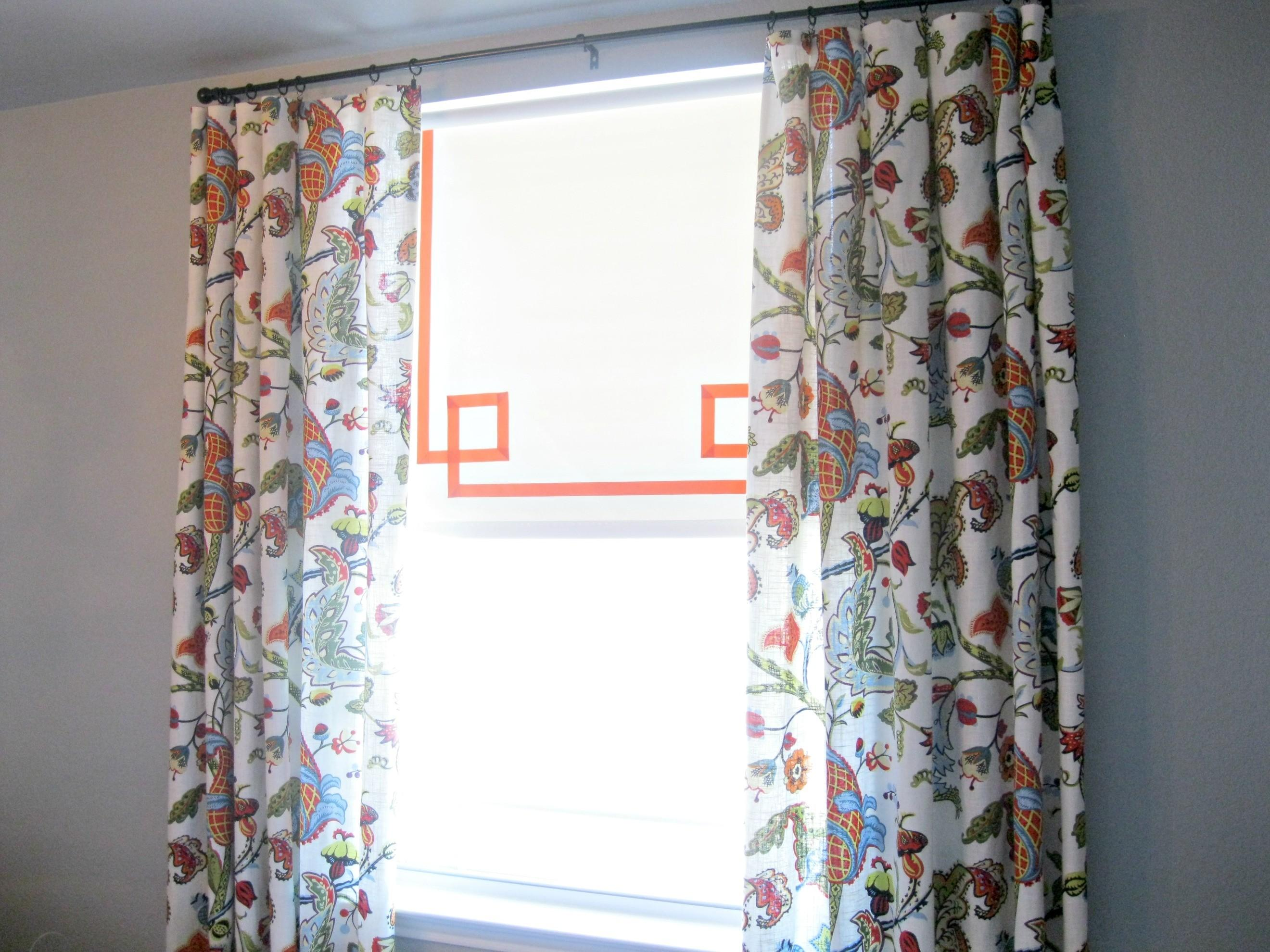 Cheap Makeover Ideas Basic Vinyl Roller Shades