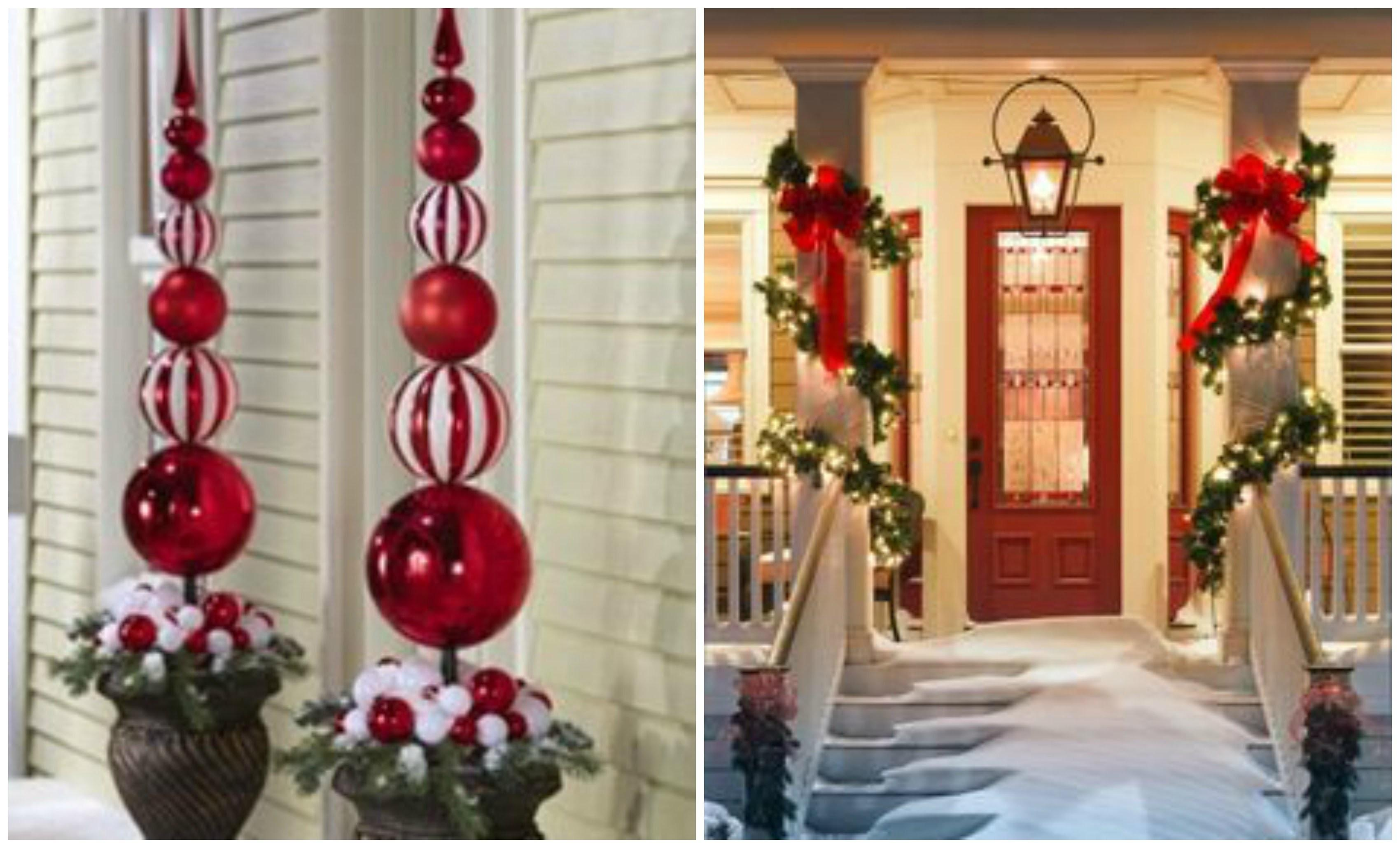 Cheap Outdoor Christmas Decorations 2017 Business Template