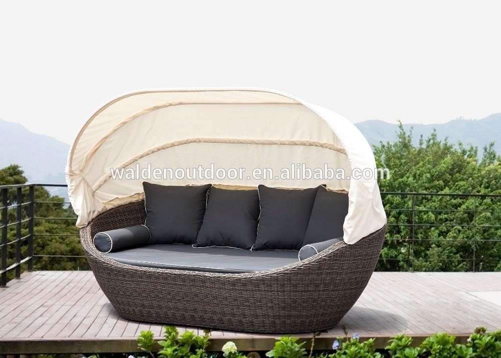 Cheap Outdoor Patio Daybed Sunbed Bed Buy