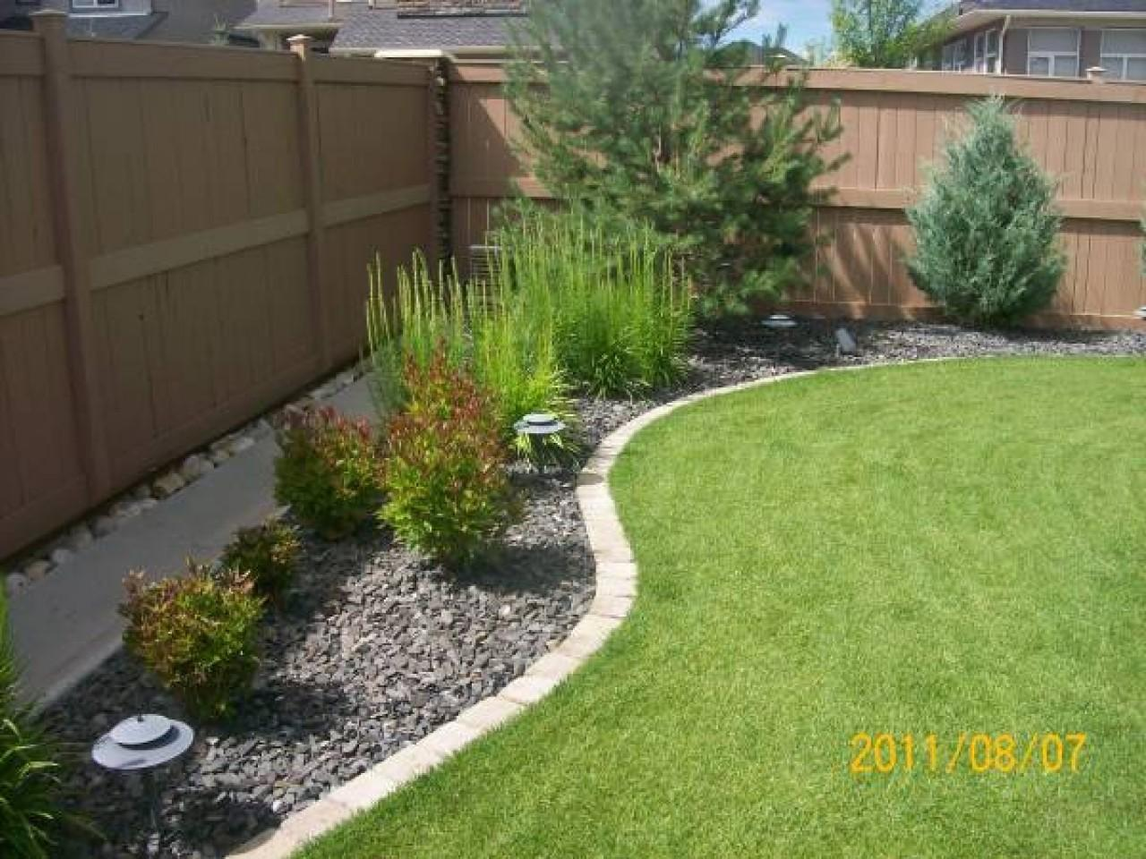 Cheap Stone Pavers Garden Borders Edging Ideas