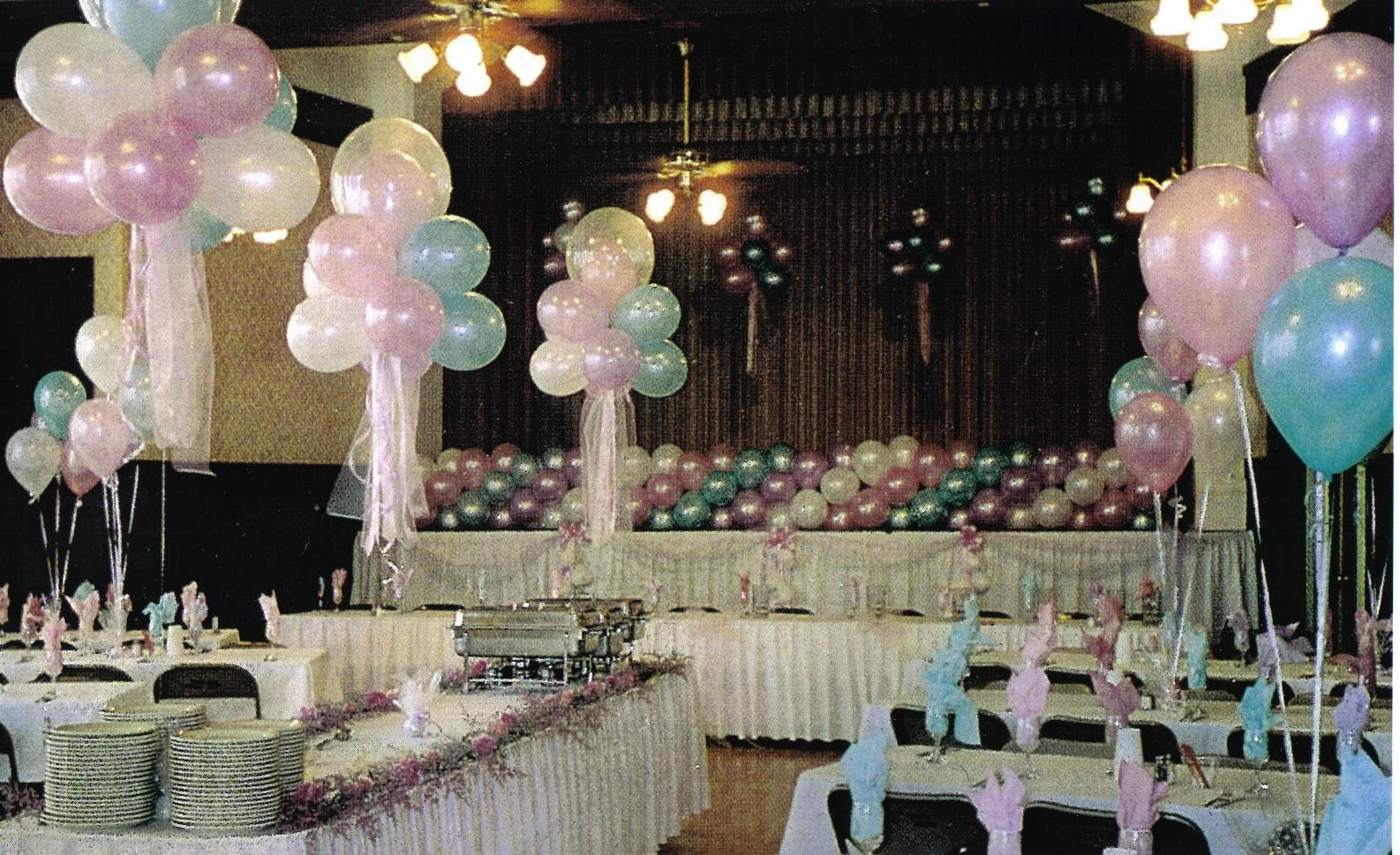 Cheap Table Decorations Party Creative