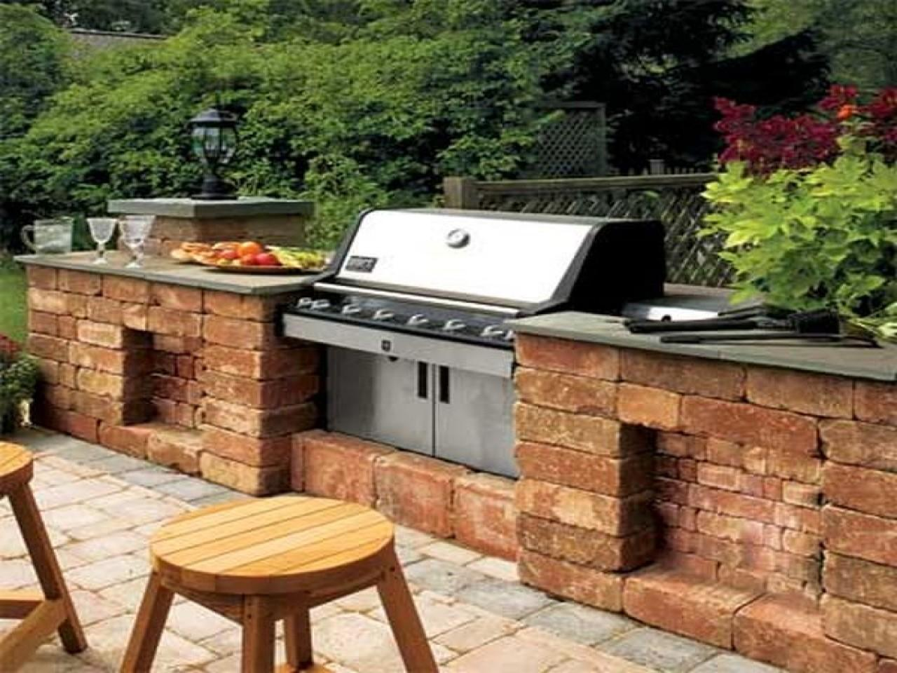 Cheaply Build Outdoor Kitchen Pin