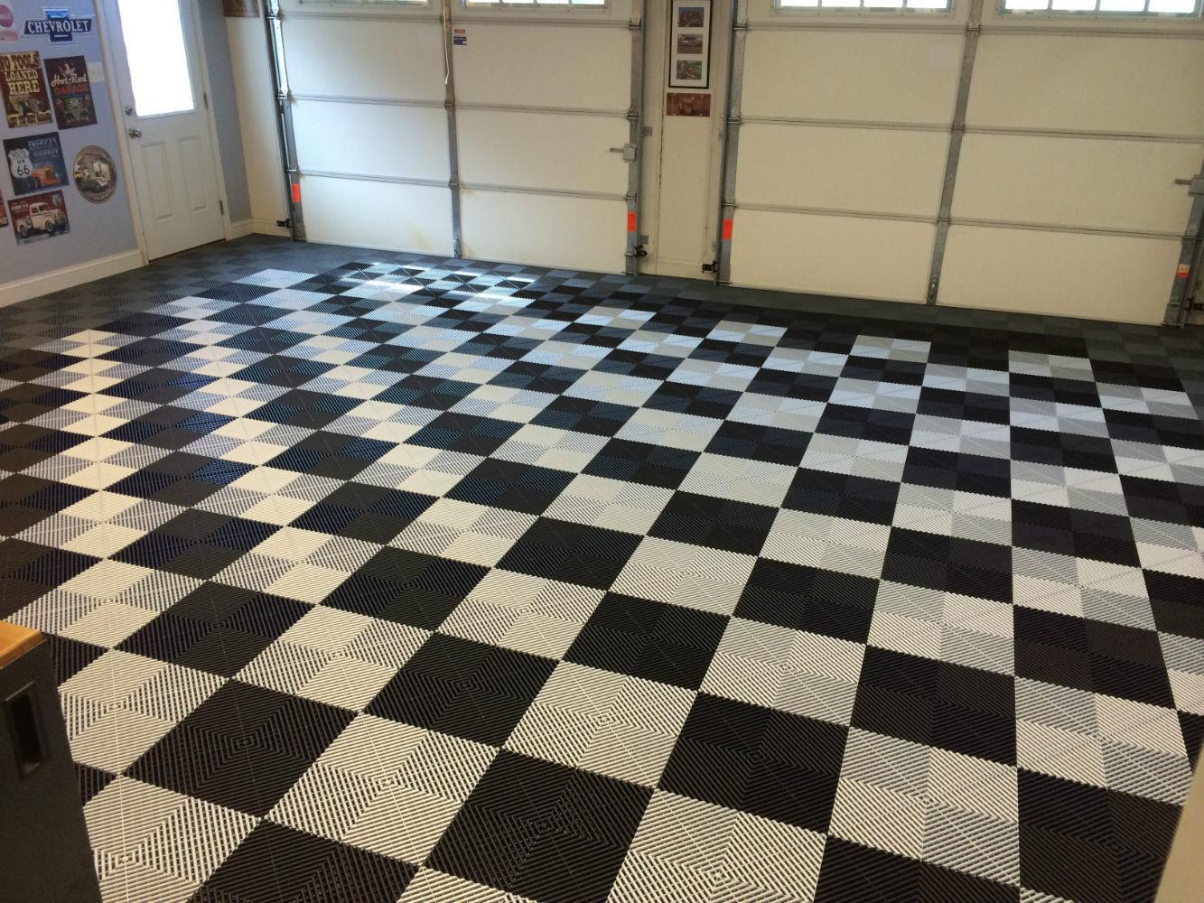 Checkered Floor Tile Collections Flooring