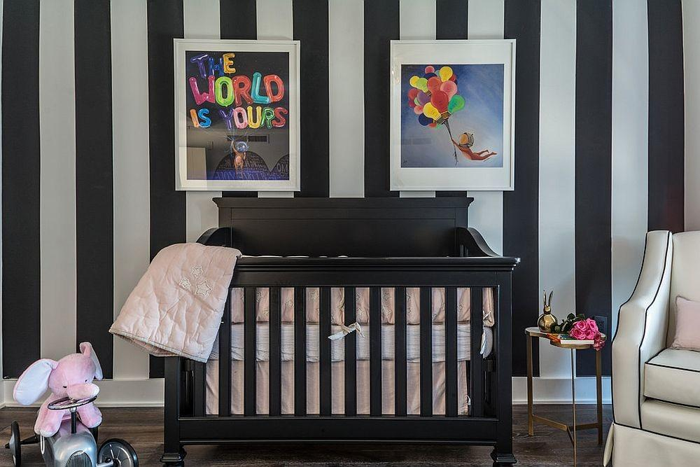 Cheerful Versatile Ways Black Nursery