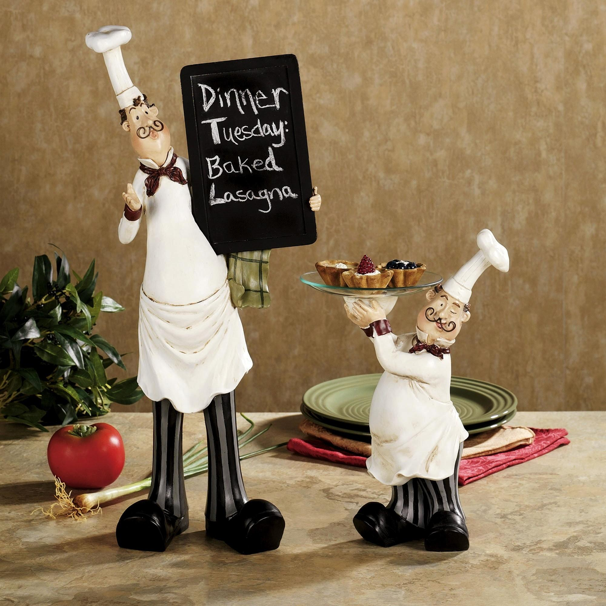 Chef Kitchen Decor Awesome Accessories