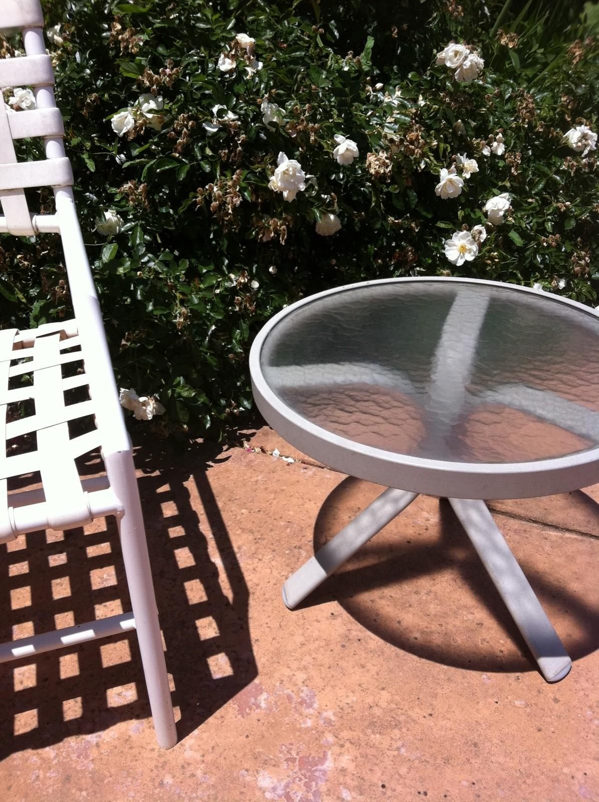 Cherish Home Everyday Before After Patio Table