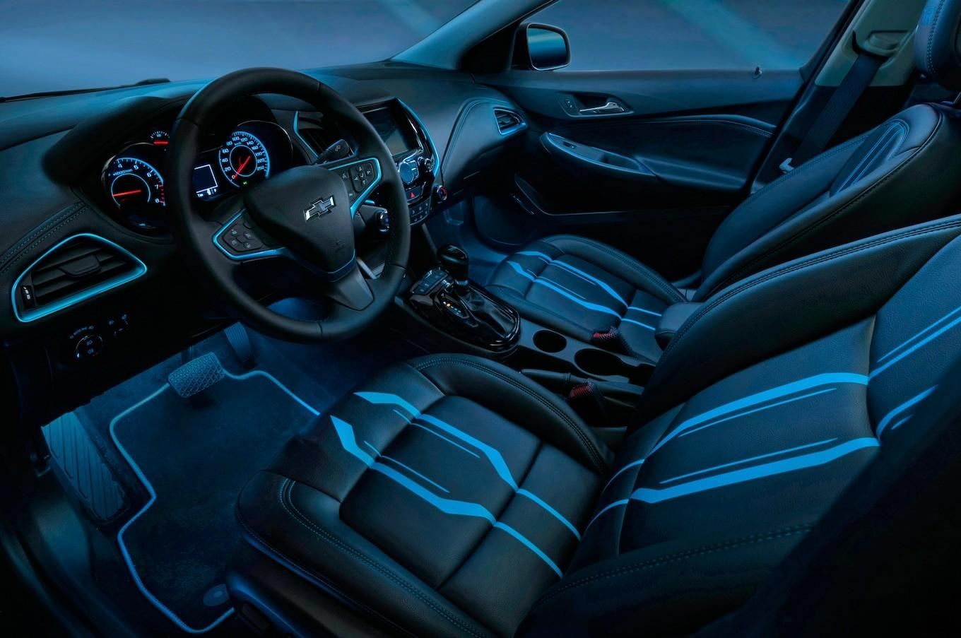 Chevrolet Cruze Gets Reimagined World Tron
