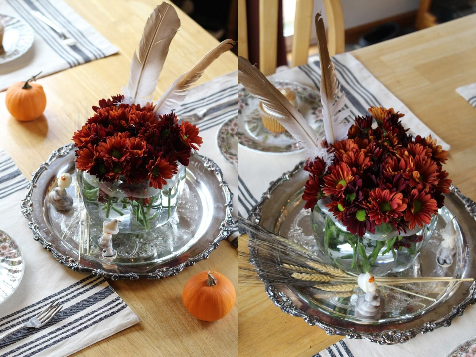 Chic Country Girl Fall Diy Thanksgiving Table